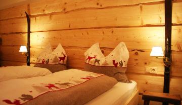 studio alpenliebe slaapgedeelte