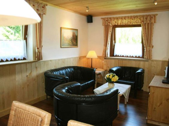 appartementen landhaus sonnheim - appartment bergblick wonen